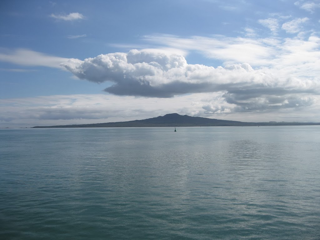 how to get to rangitoto island